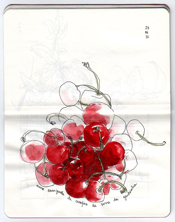 ana romao _ cherries