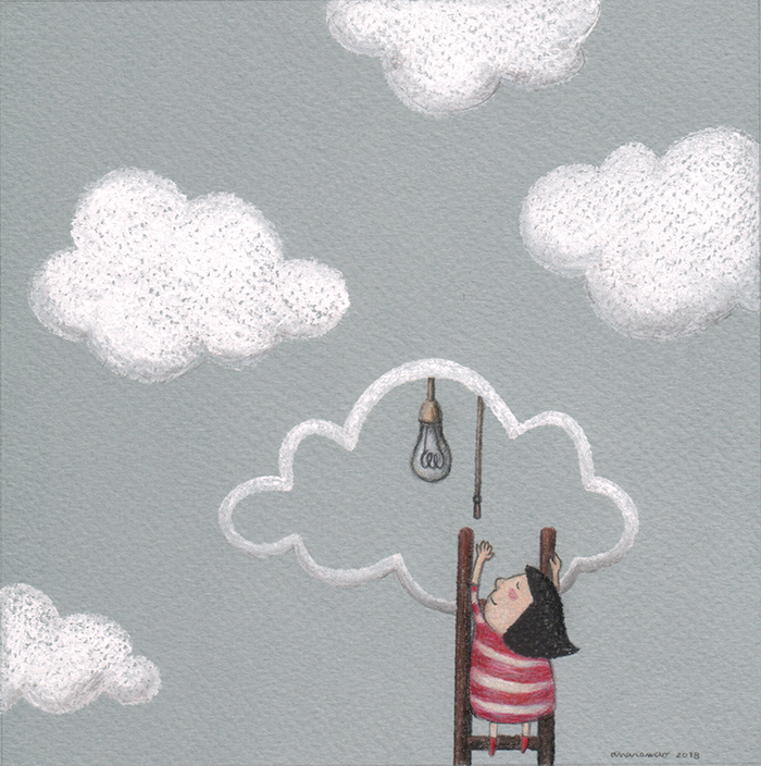 ana romao - clouds project - turning the clouds on