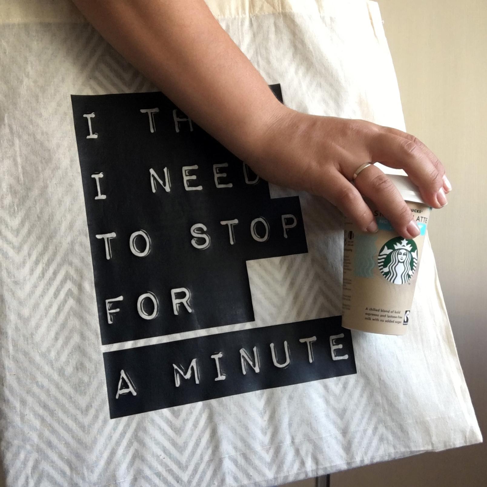 anaromao_senhorosorio_totebag_stop4aminute_and_coffee